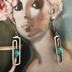 Jewelry - Sterling Silver and Freshwater Pearl Earrings